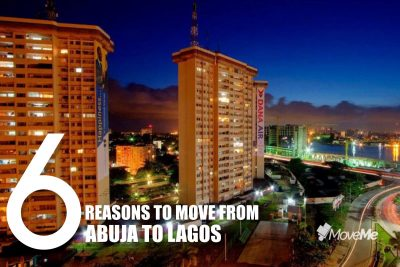 Moving from Abuja to Lagos
