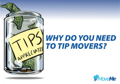 why tip movers