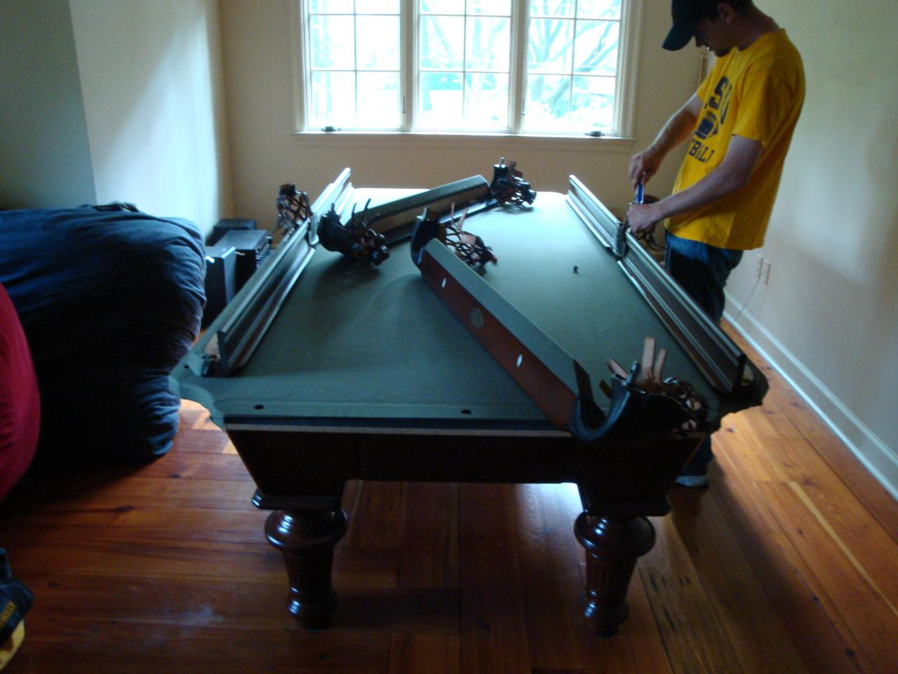 pool board